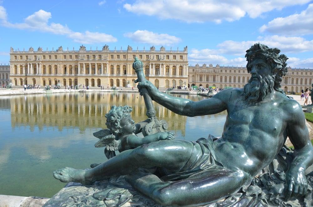 Versalles, uno de los palacios más bonitos del mundo
