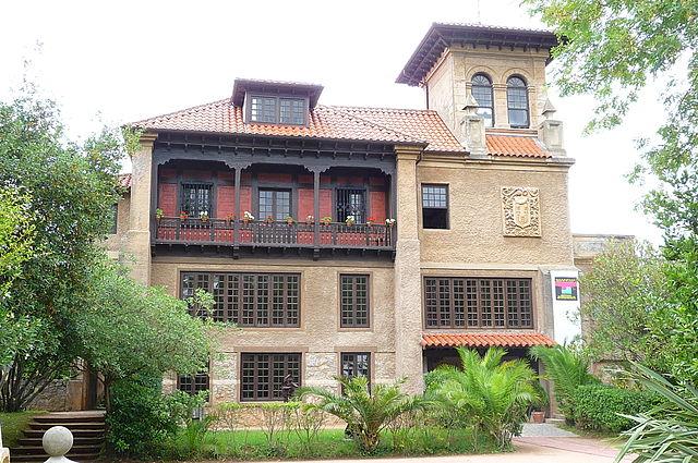 Palacio del Marqués del Albaicín en Noja