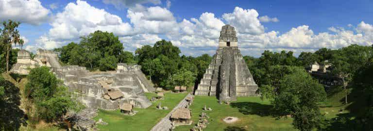 Descubrimos la historia del Parque Nacional de Tikal