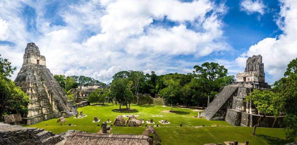 Visitamos el Parque Nacional de Tikal en Guatemala