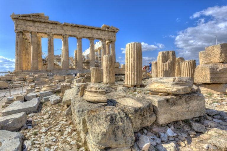Una visita a la Acrópolis de Atenas: datos básicos