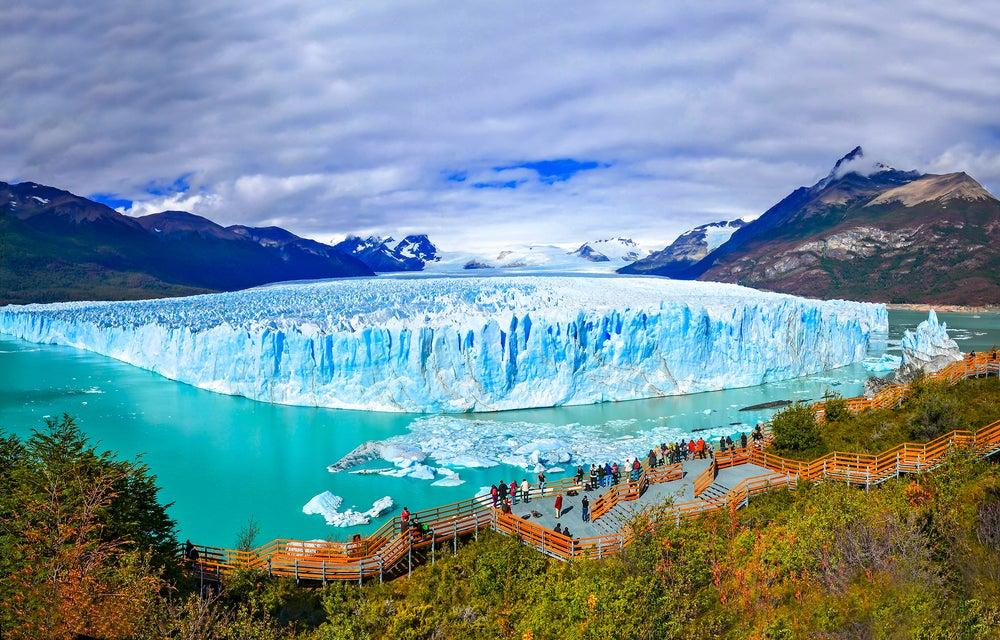 Lugares amenazados: Perito Moreno