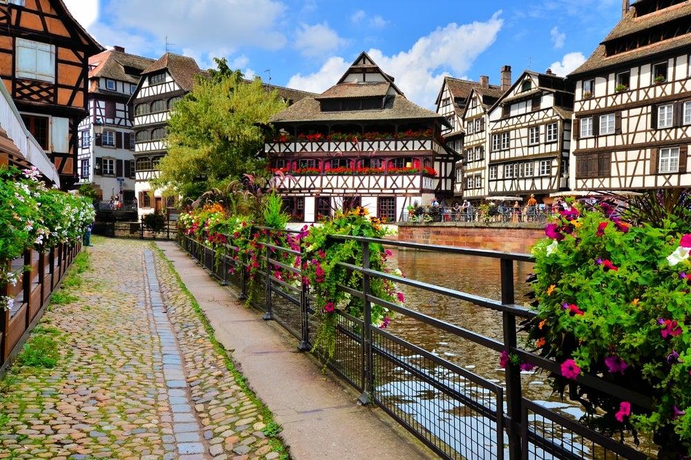 Estrasburgo en Francia