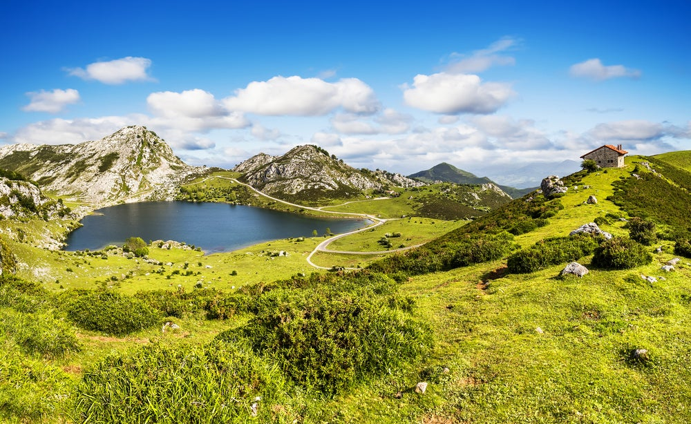 Picos de Europa en una escapada a Cantabria