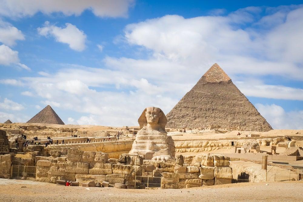 9 curiosidades de la fabulosa pirámide de Guiza