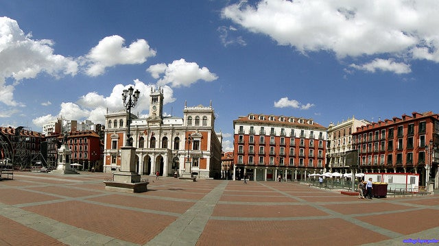 Lugares de Valladolid: Plaza Mayor