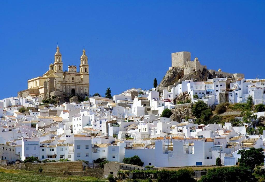 Mapa de Andalucía: elige tu próximo destino