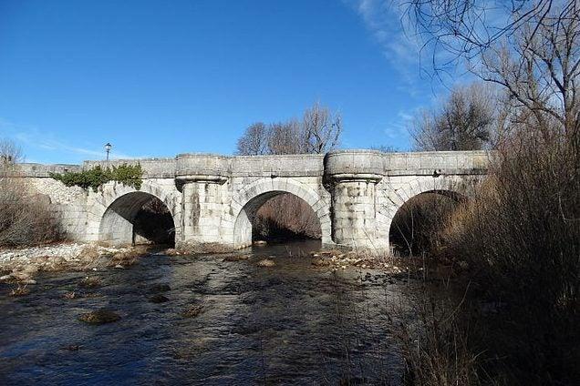 Puente del Perdón en Rascafría