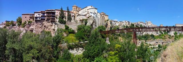 Puente de San Pablo y casas Colgadas de Cuenca