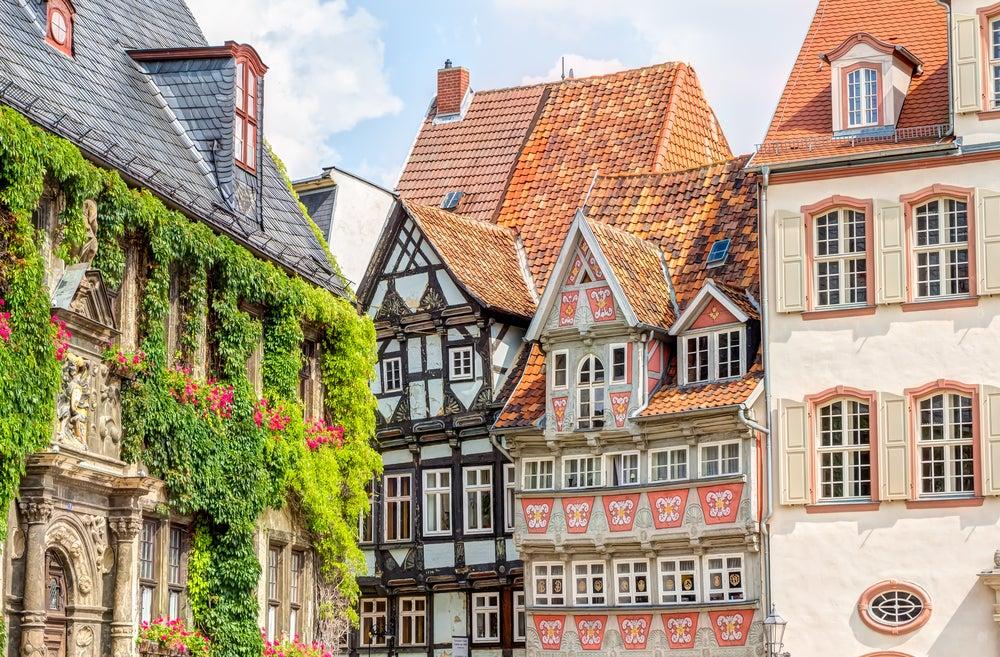 Quedlinburg en Alemania