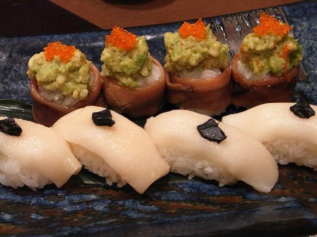 Resturantes Soy, el mejor sushi en Madrid