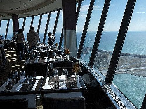 Restaurante de la Torre CN
