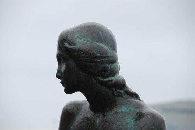 Rostro de la Sirenita