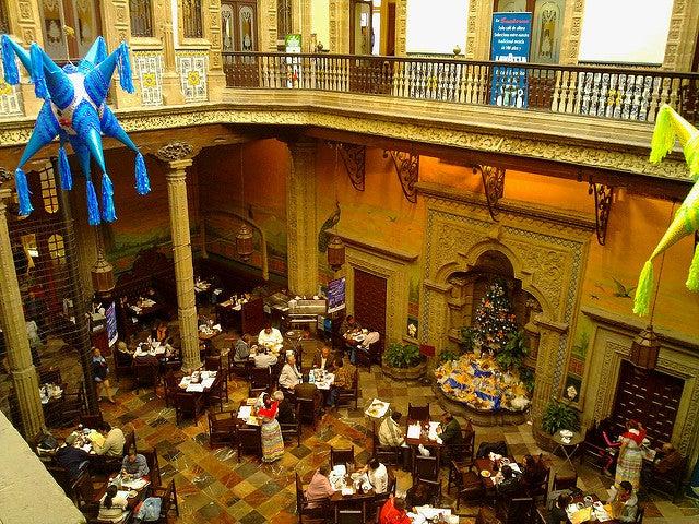 Café Sanborns en México
