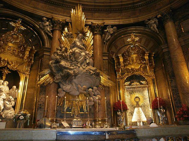 Santa Capilla de la Basílica del Pilar