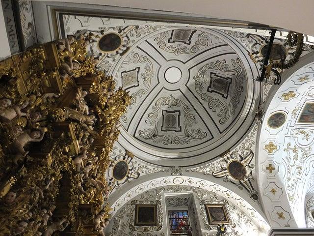 Santuario de la Virgen de la Montaña en Cáceres