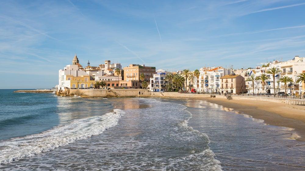 Siges, uno de los lugares con más fiesta de España