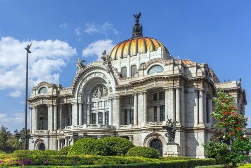 Teatro de Bellas Artes de México