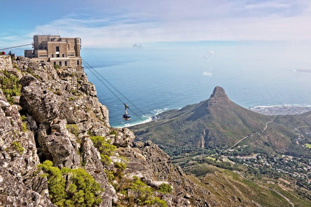Teleférico de Table Mountain