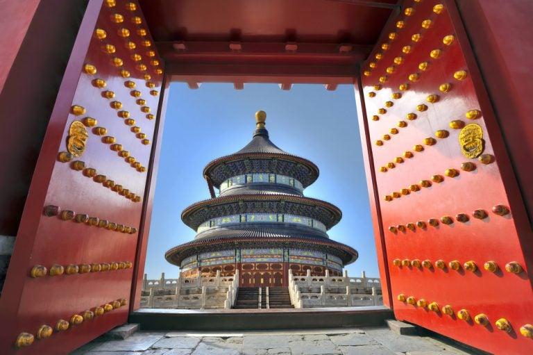 Guía del fabuloso Templo del Cielo en Pekín