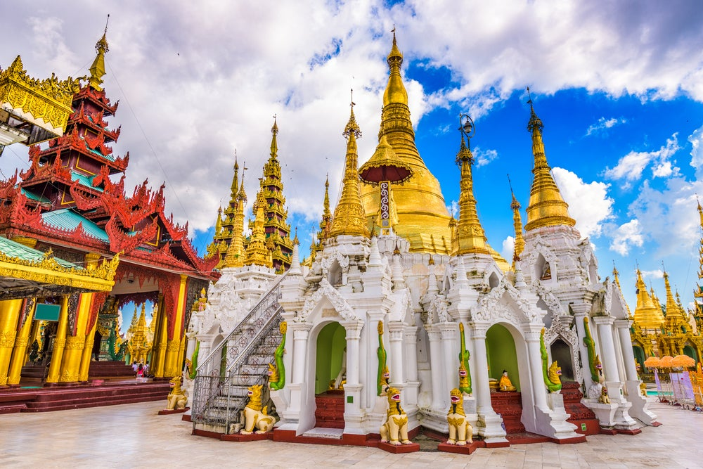 Templos de Yangon