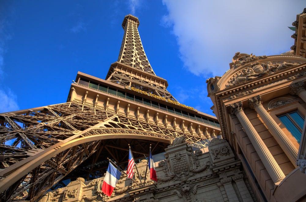 Torre Eiffel en Las Vegas