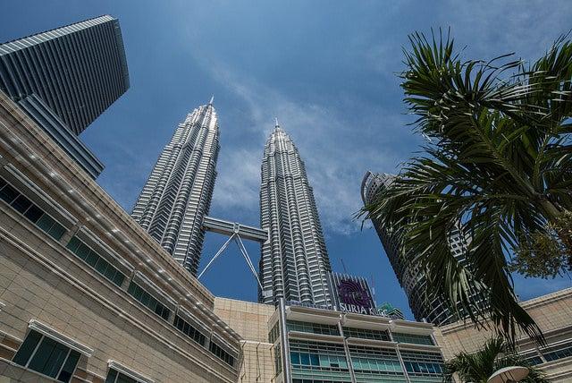 Curiosidades de las Torres Petronas de Kuala Lumpur