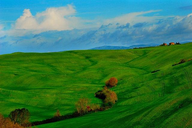 Toscana en primavera