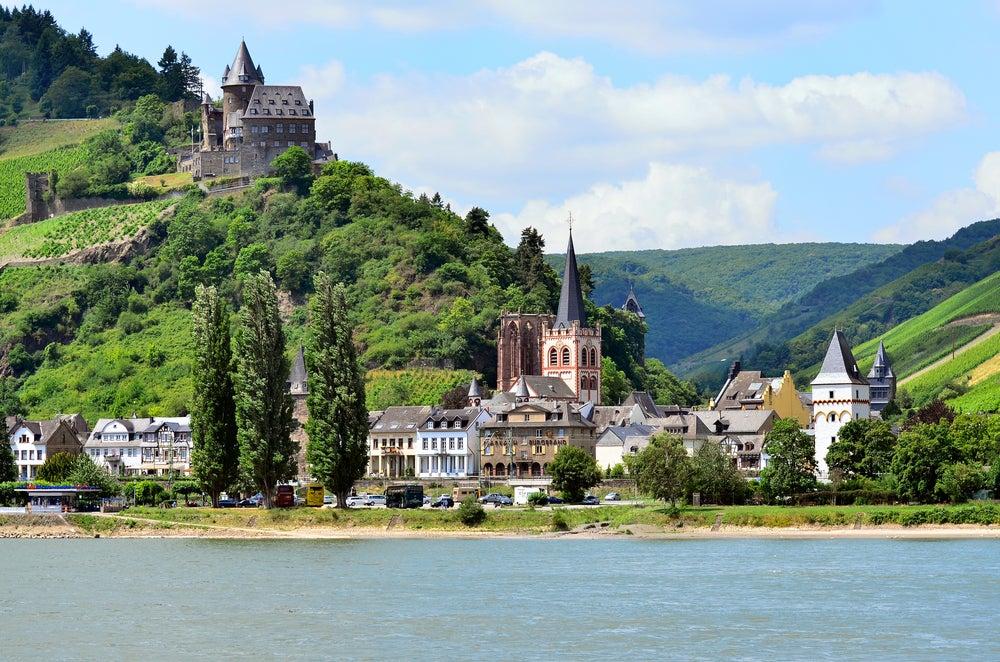 Valle del Rhin