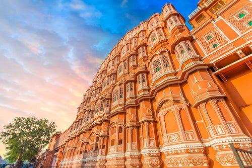 Hawa Mahal de Jaipur
