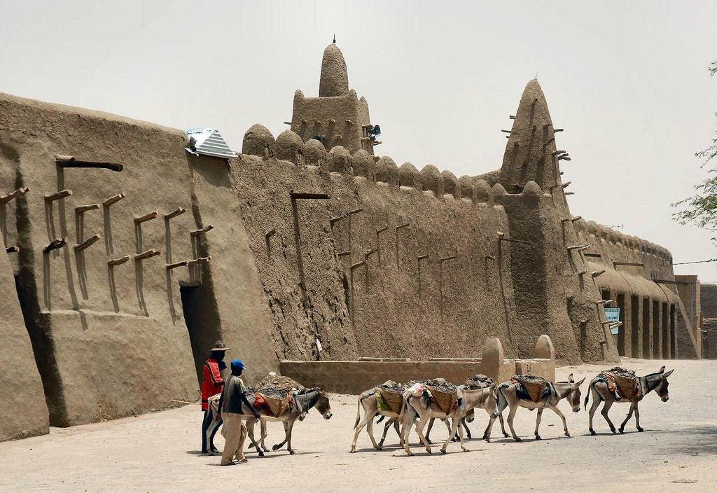 Tombuctú: la ciudad de los 333 santos