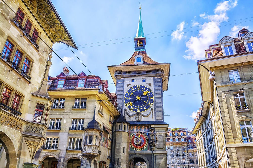 Zytglogge, uno de los relojes del mundo más bellos