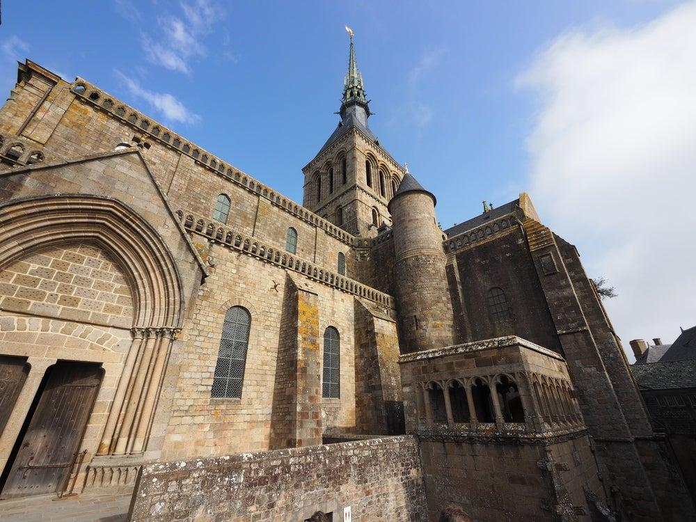 Abadía del Monte Saint-Michel
