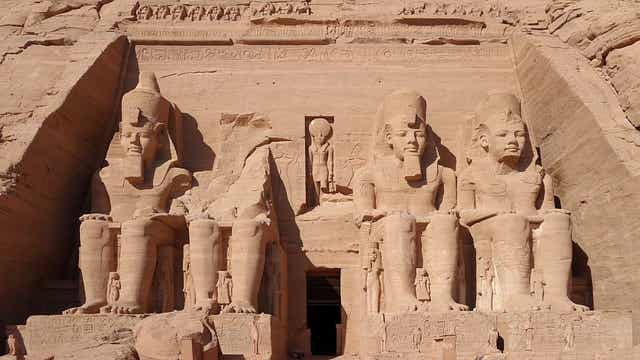 6 curiosidades de Abu Simbel, una joya del Antiguo Egipto