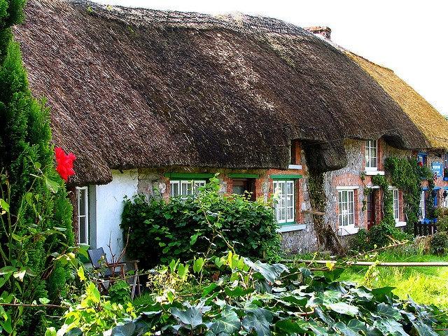 Adare en Irlanda