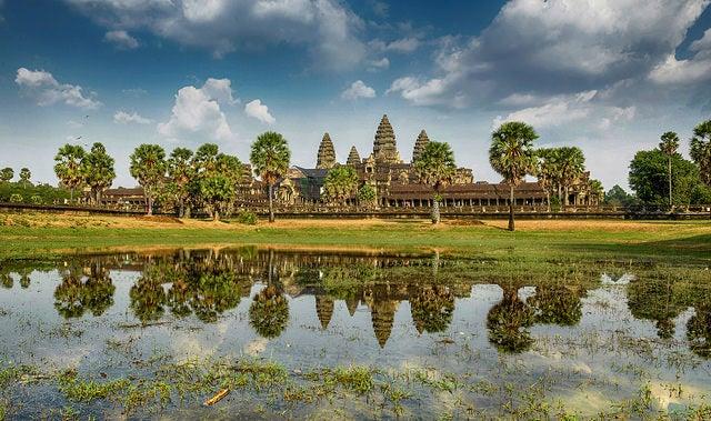 6 cosas que no sabías de Angkor Wat en Camboya