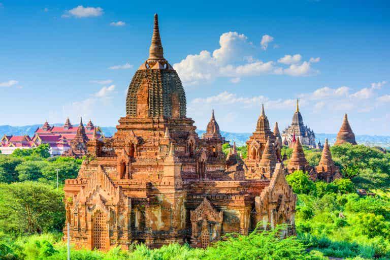 El tiempo en Bagan, disfruta de la visita a un lugar mágico