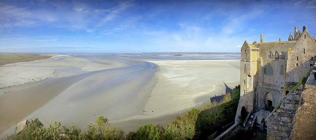 Bahía del Mont Saint-Michel