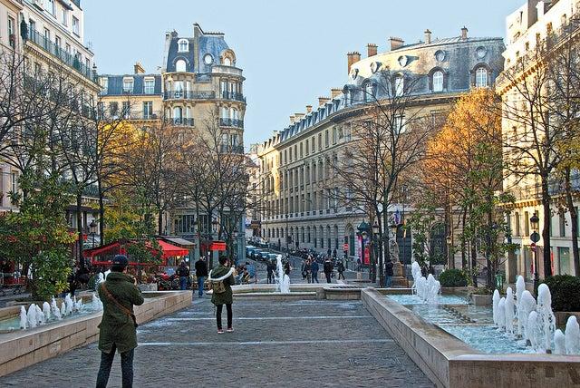 Curiosidades de París, Barrio Latino