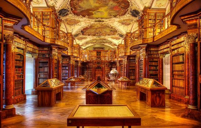 Biblioteca de la Abadía de San Galo