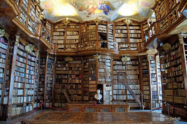 Biblioteca del monasterio de San Florián