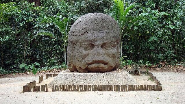 ¿Qué son las cabezas colosales de México?