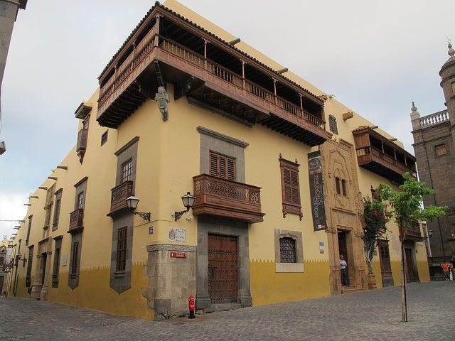 Museos de Canarias, Casa de Colón