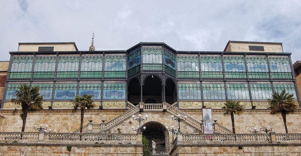 Casa Lis en Salamanca