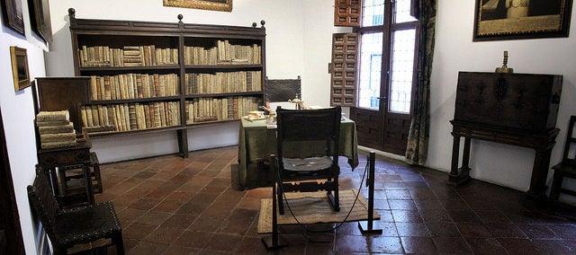 Sala de la Casa Museo de Lope de Vega