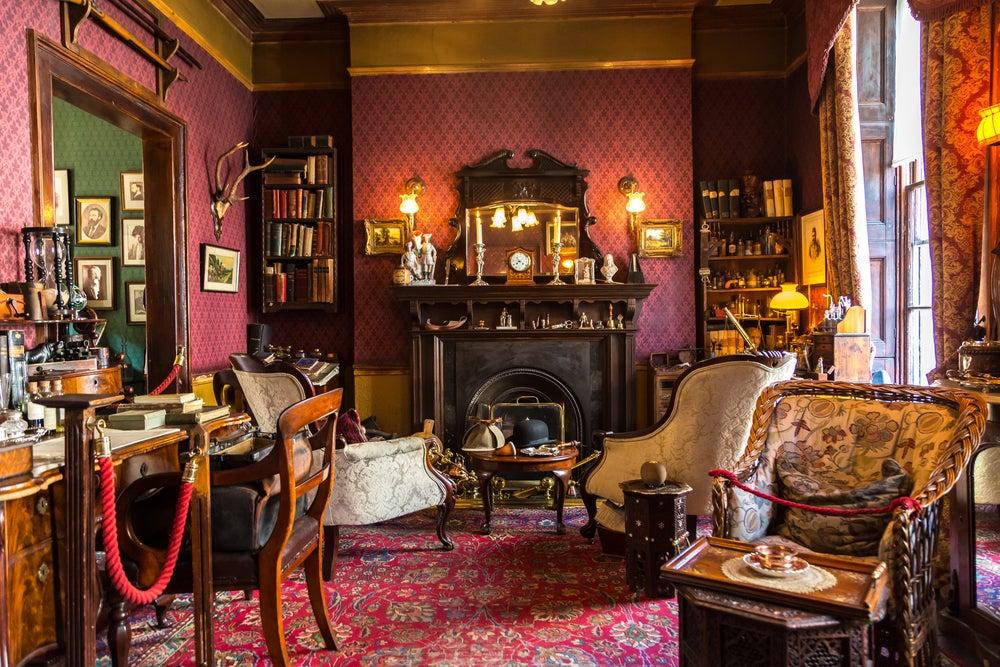 Casa de Sherlock Holmes en Londres