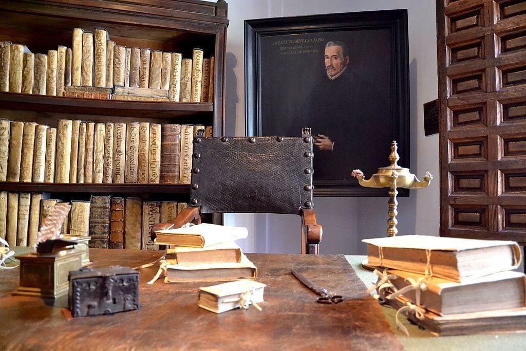 Visitamos la Casa Museo Lope de Vega en Madrid
