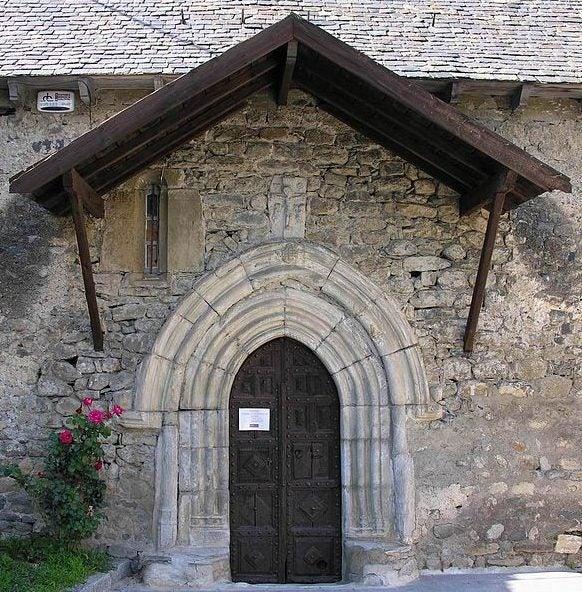 Iglesia de San Andrèu en Vielha