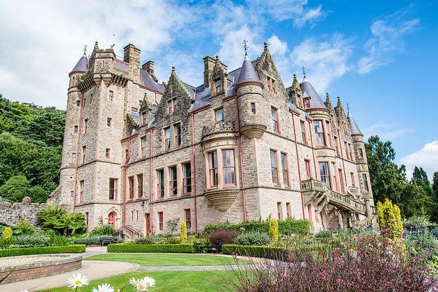 Disfruta de nuestra guía del castillo de Belfast en Irlanda