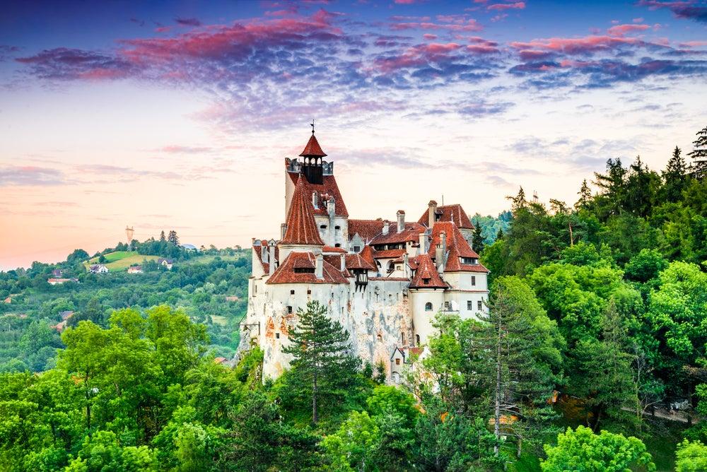 Castillo de Bran en Rumanía